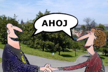 Official language of the Czech Republic