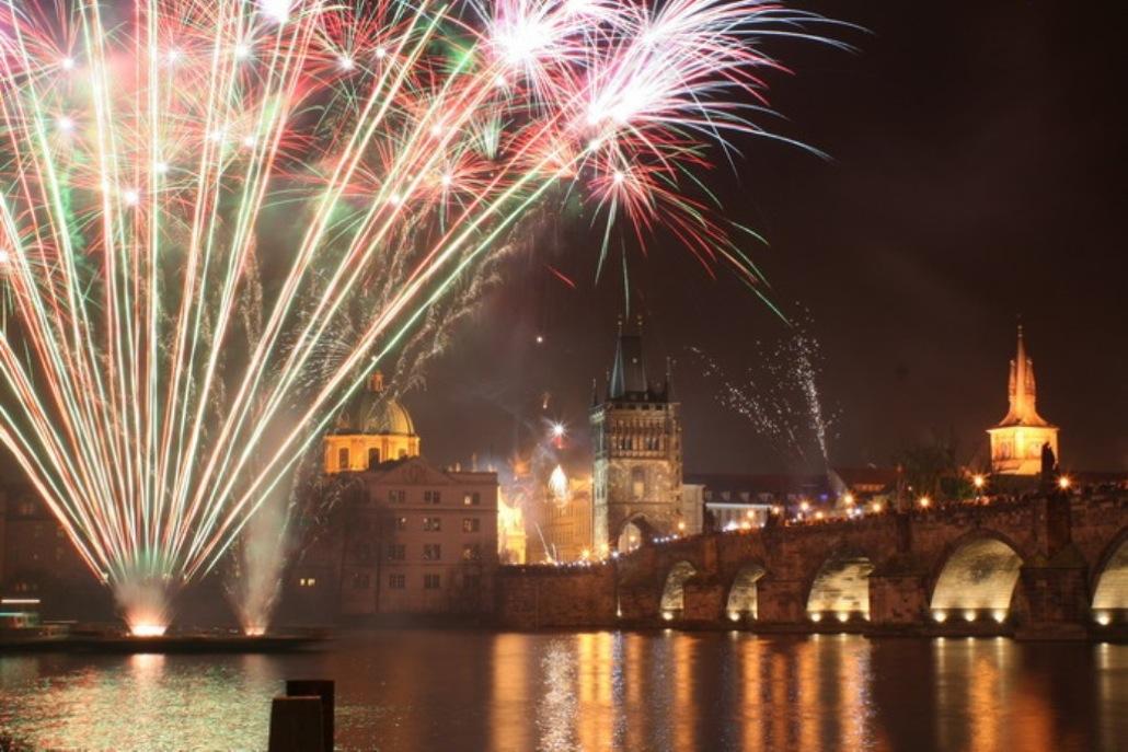 Чехия на новый год туры