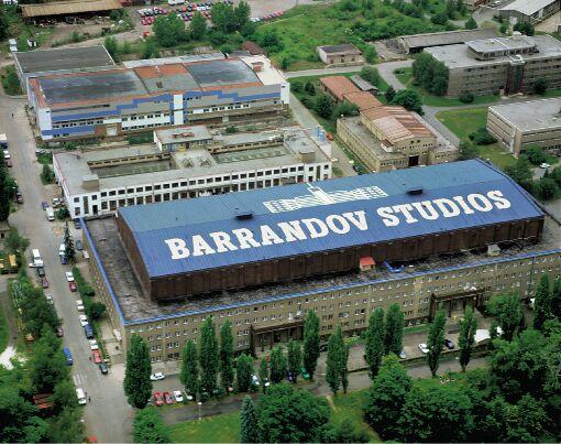 Czech film industry