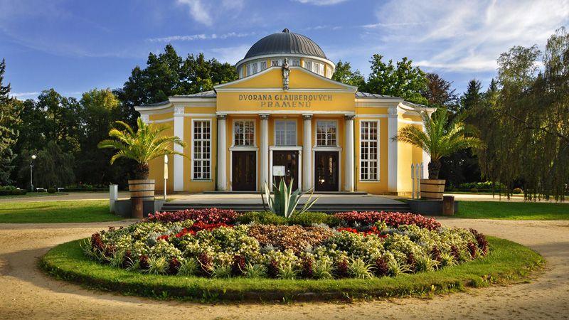 Famous Czech spas