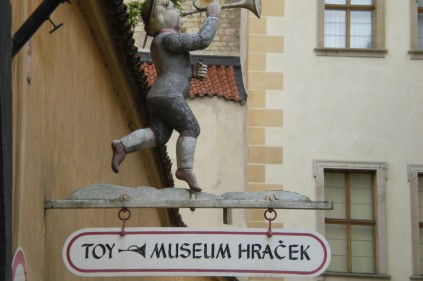 Visiting Prague with children
