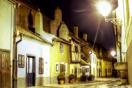 Golden Lane