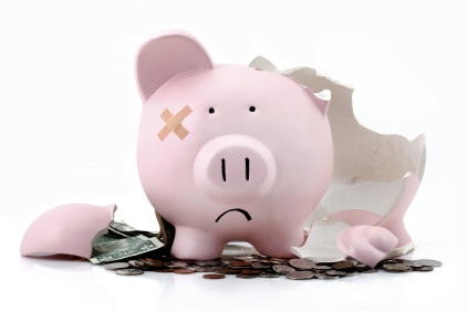 Handling financial difficulties