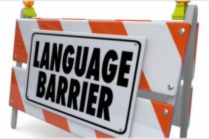 Language barrier in the Czech Republic