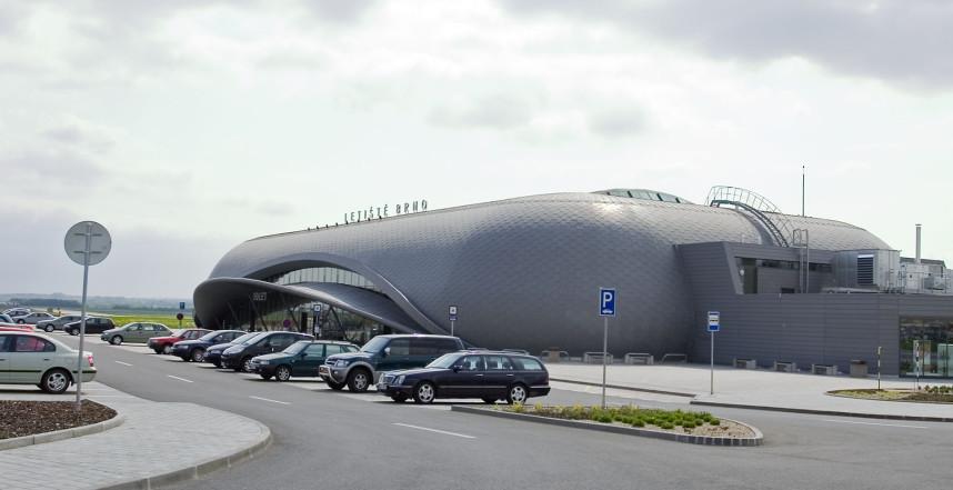 Turany Airport, Brno