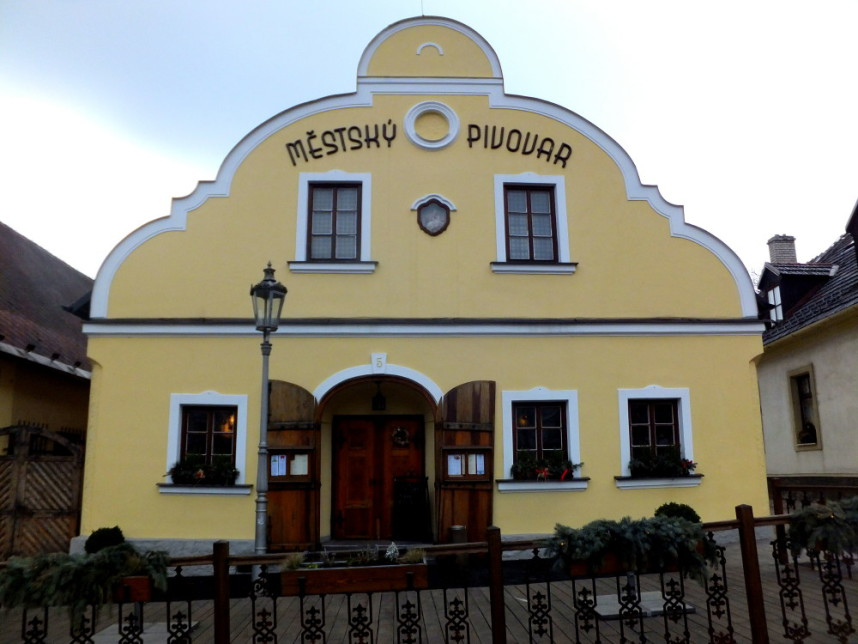 Czech brewery