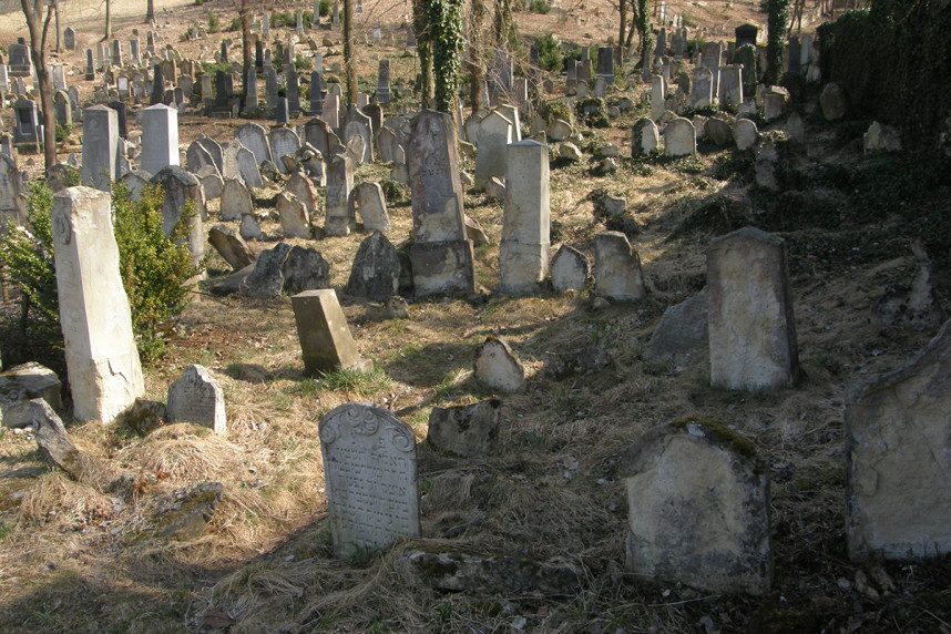 Jewish Cemetery in Boskovice
