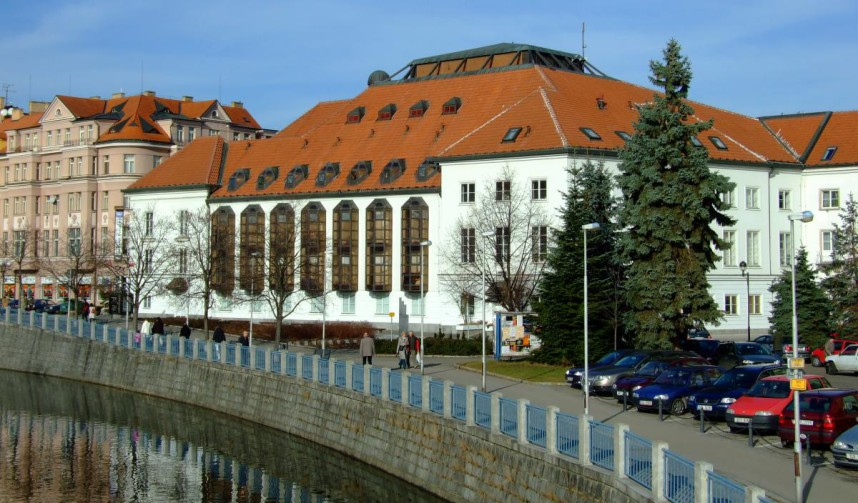 Theater, Ceske Budejovice