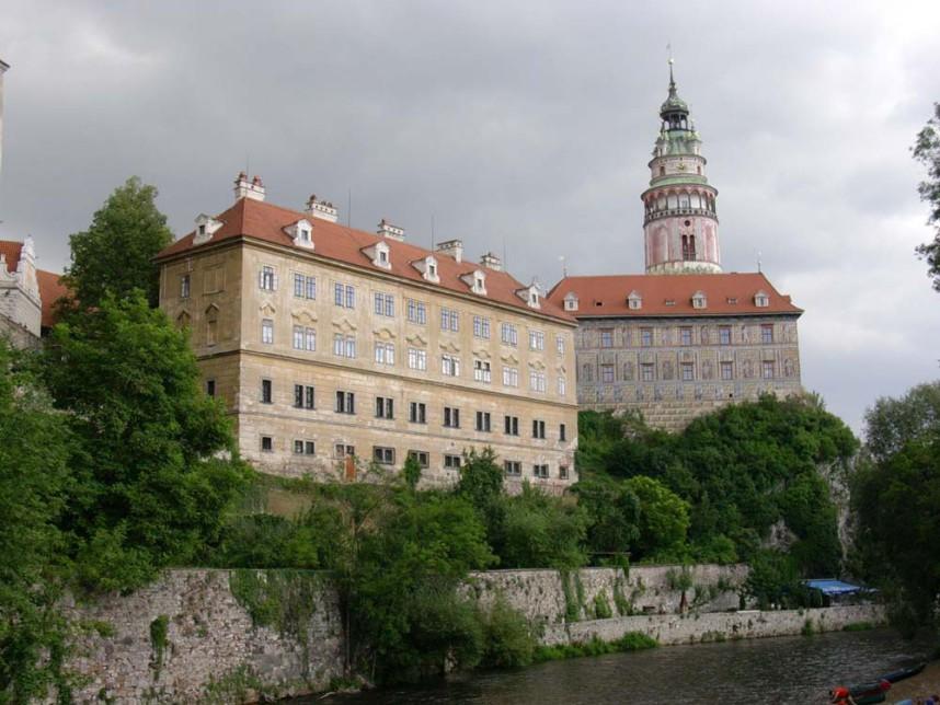 Castle, Cesky Krumlov