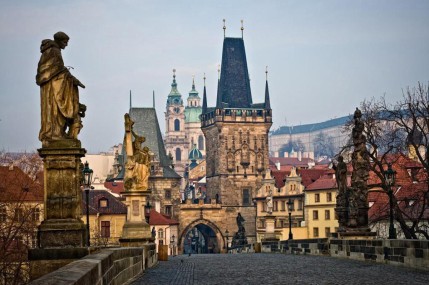 Tower, Charles Bridge
