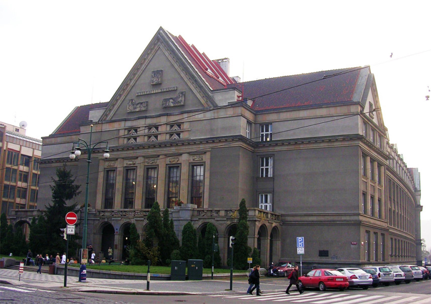 Faculty of Law, Charles University