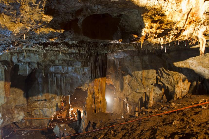 Mladec Caves