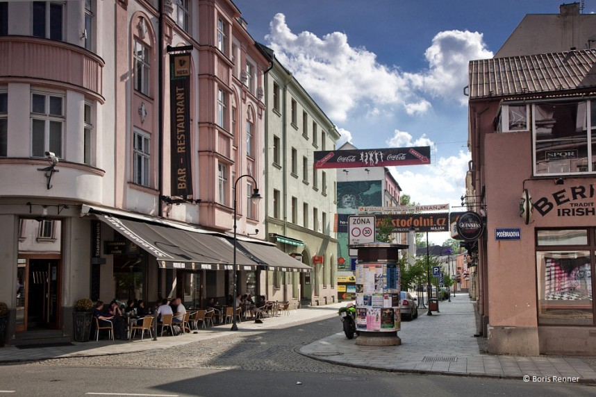 Stodolni Street