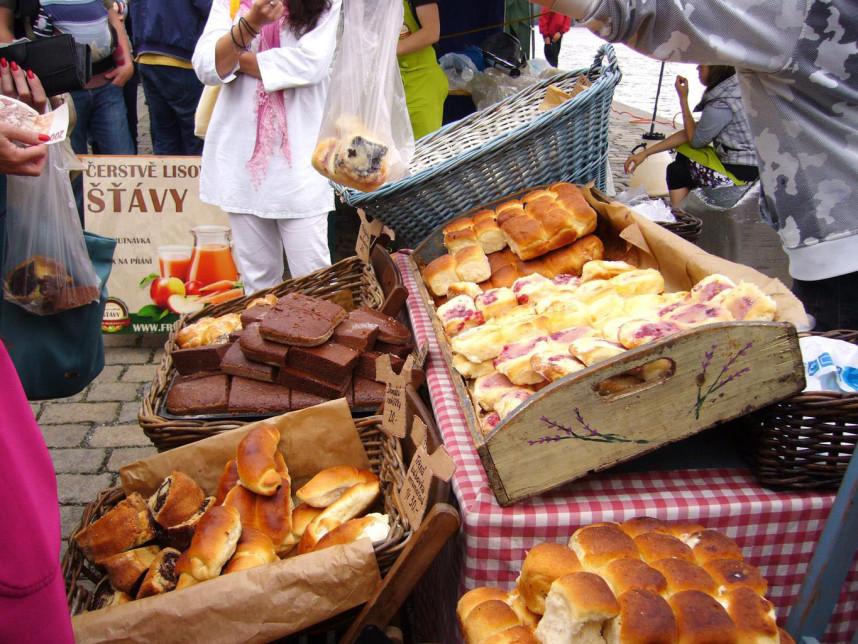 Farmer's markets in Czech Republic