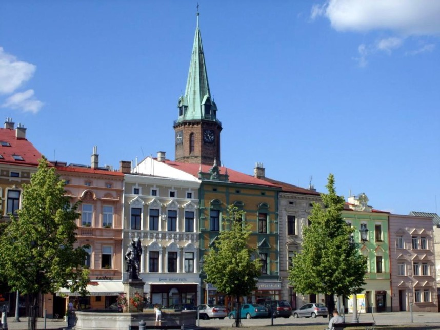 Tower, Frydek-Mistek