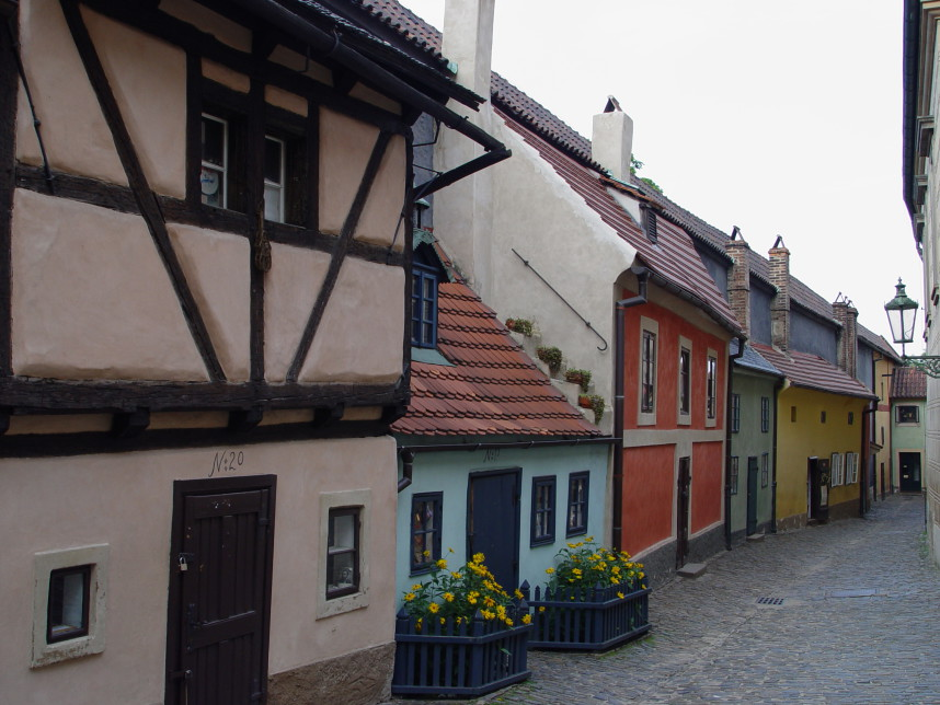Prague, Zlata ulicka