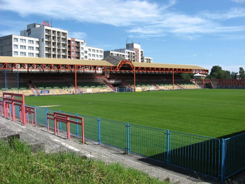 Stadium, Havirov