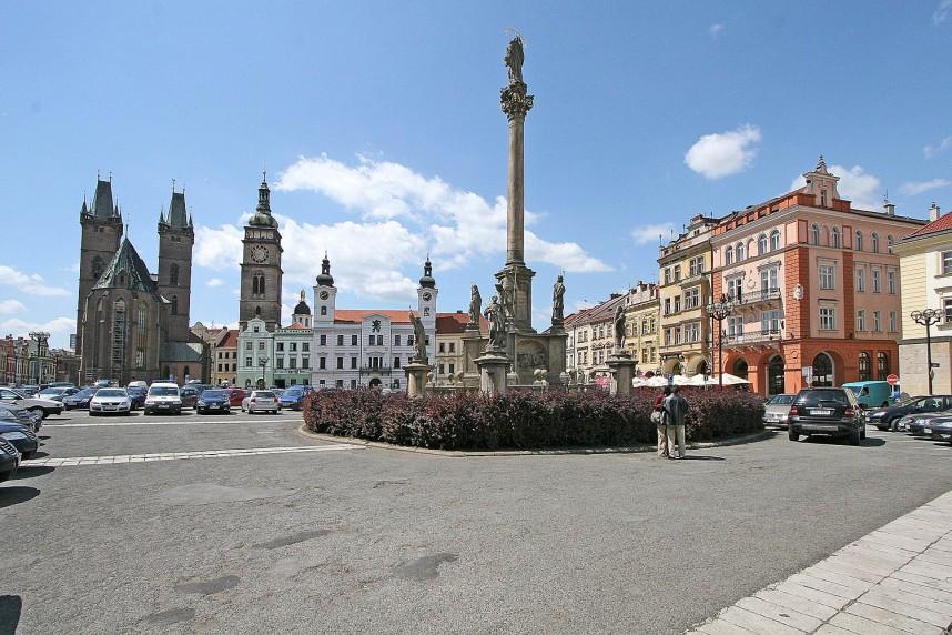Square, Hradec Kralove