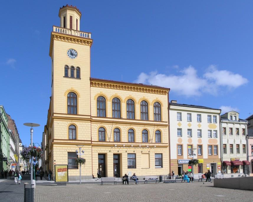 Square, Jablonec nad Nisou