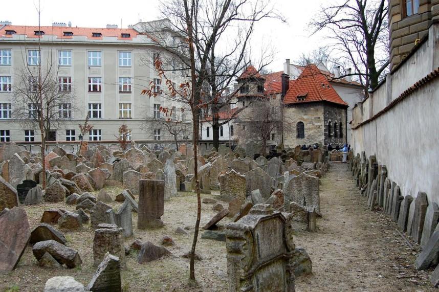Josefov in Prague