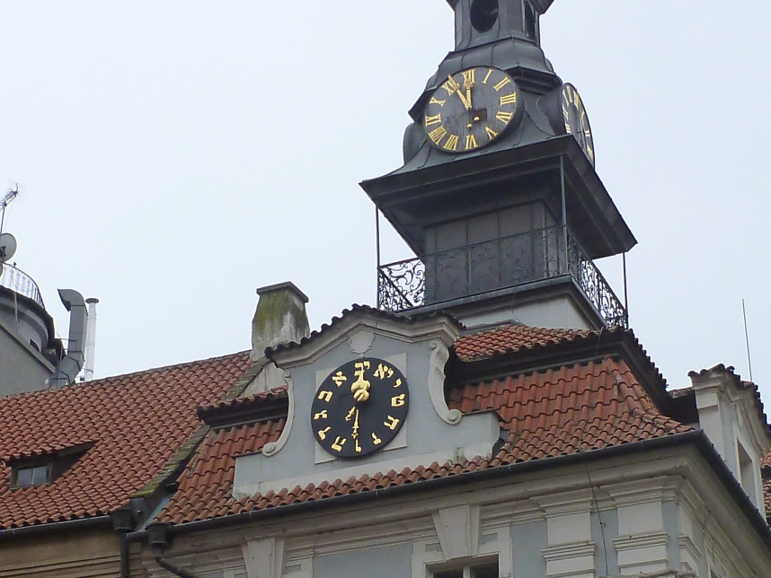 Tower of Jewish Town Hall