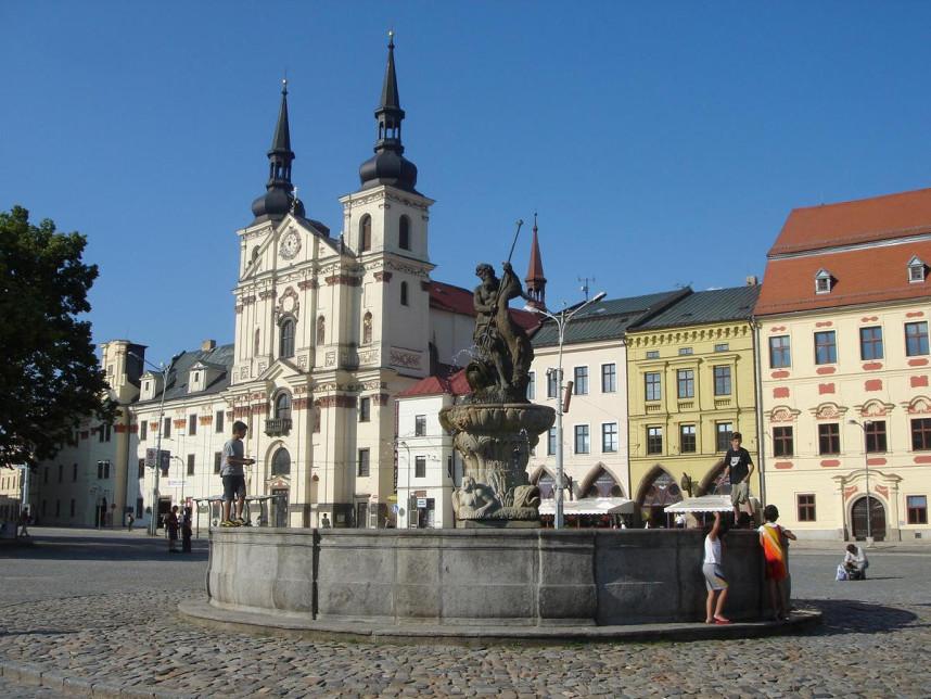 Square, Jihlava