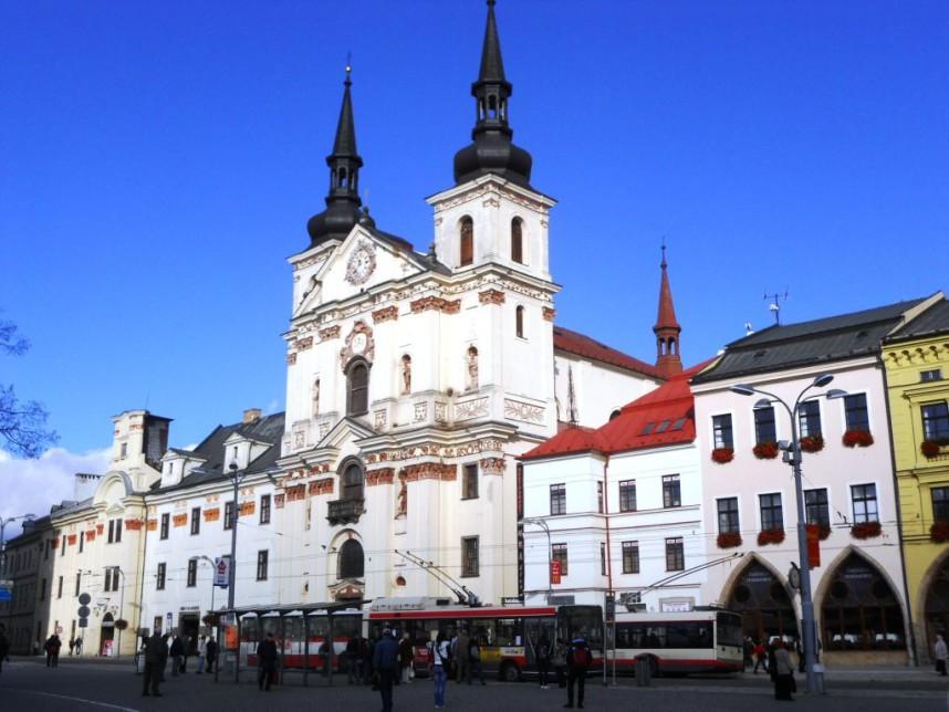 Town hall, Jihlava