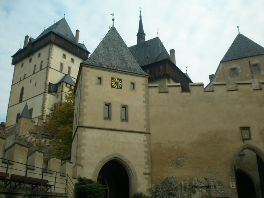 Tower, Karlštejn Castle