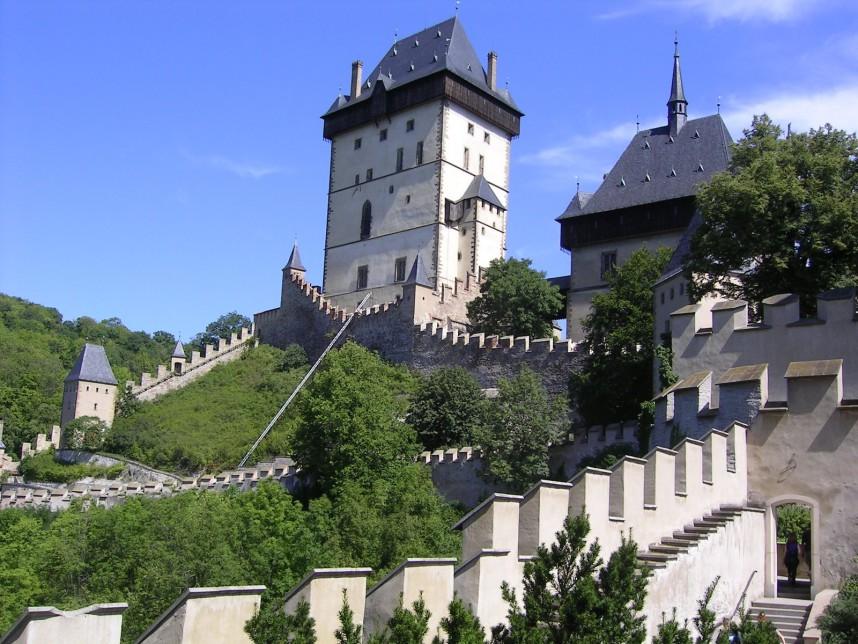 Karlštejn Castle, Czech Republic