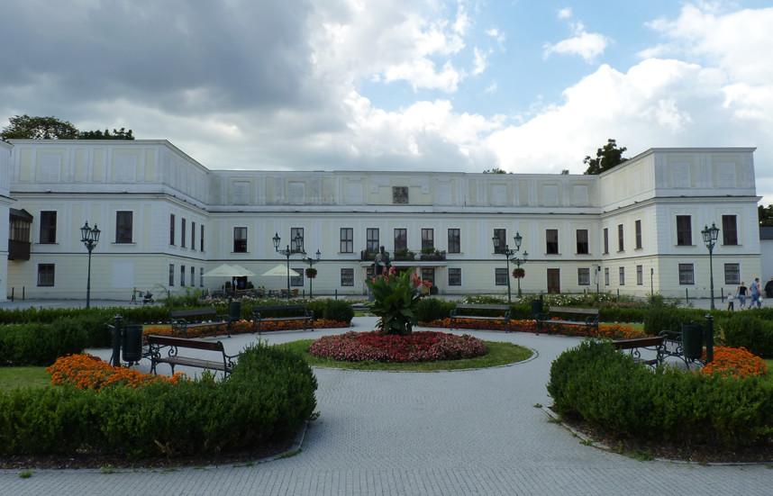 Castle, Karvina