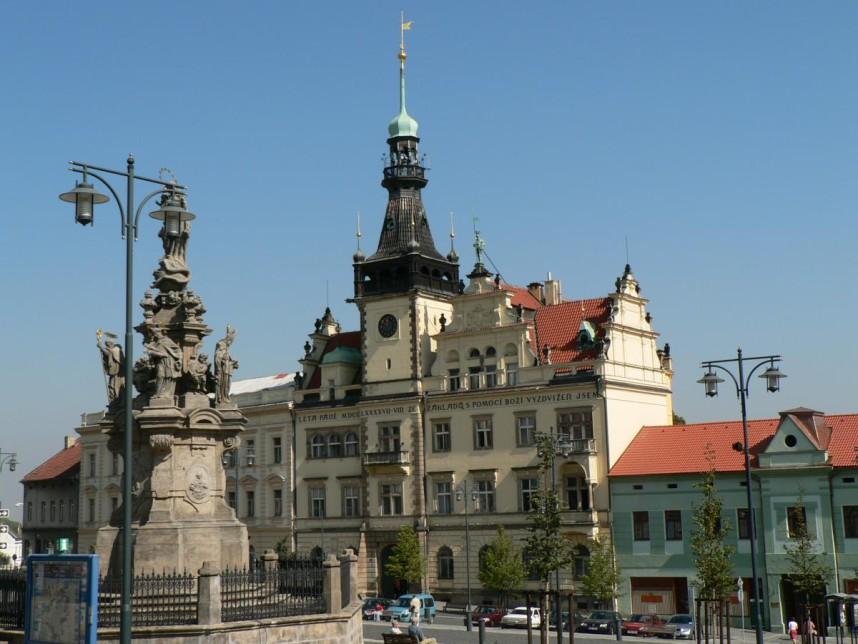 Town Hall, Kladno