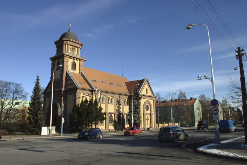 Church, Kladno