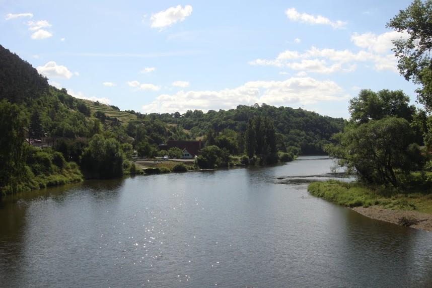 River Berounka