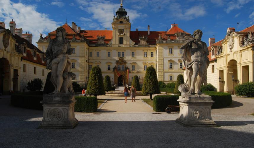Valtice castle