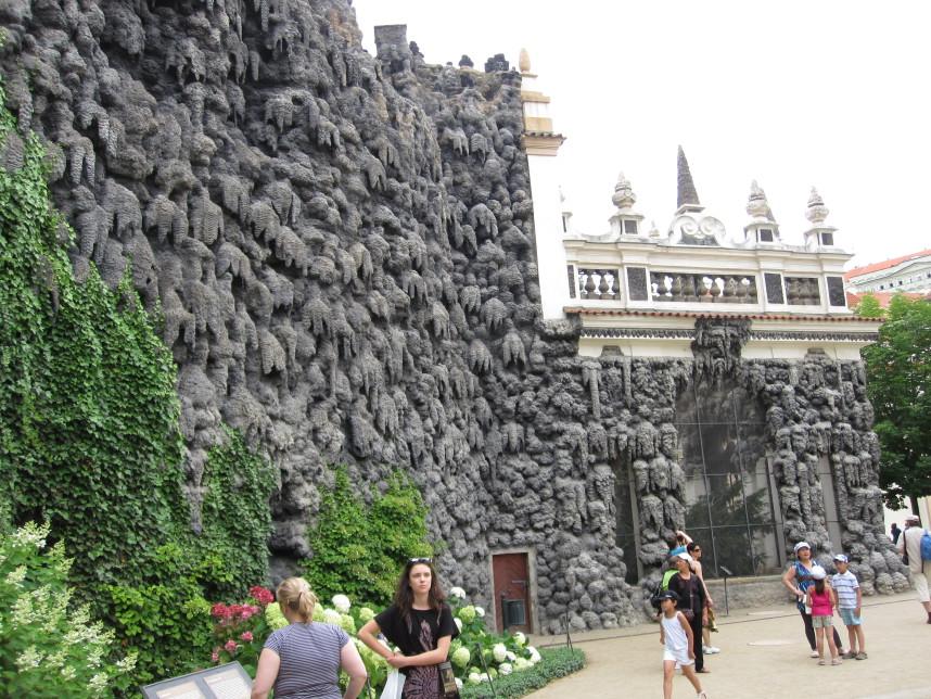 Garden, Wallenstein Palace