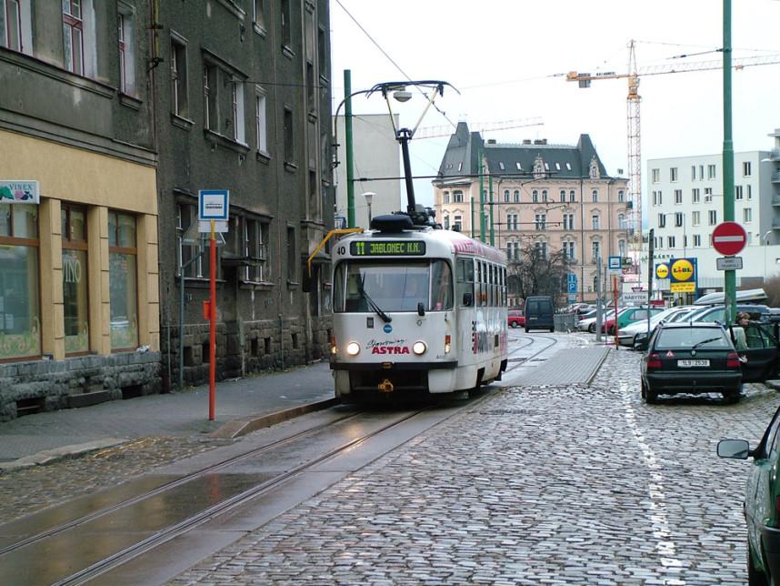 Tram, Liberec