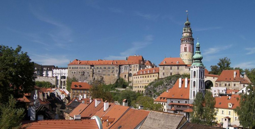 State Castle and Chateau Cesky Krumlov