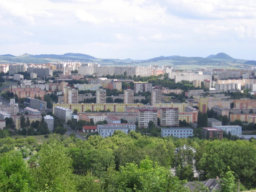 Panorama, Most