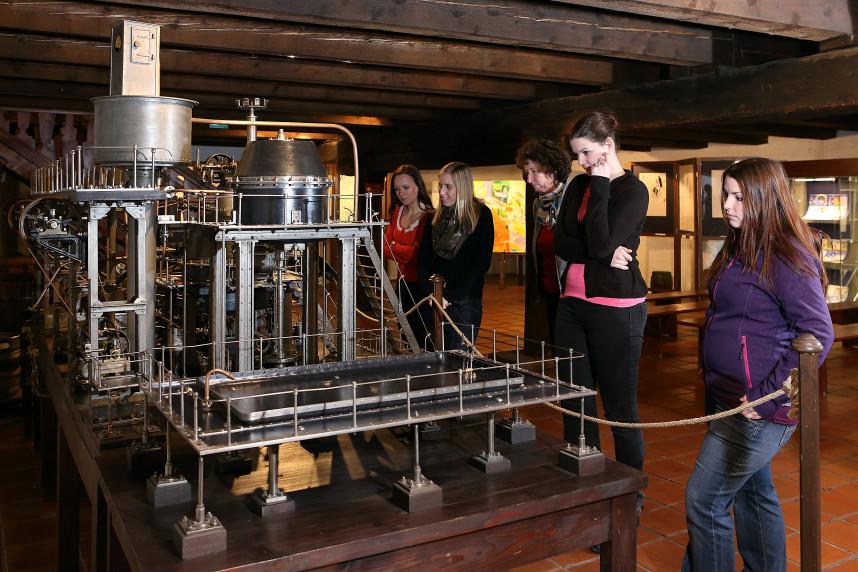 Brewery museum, Plzen