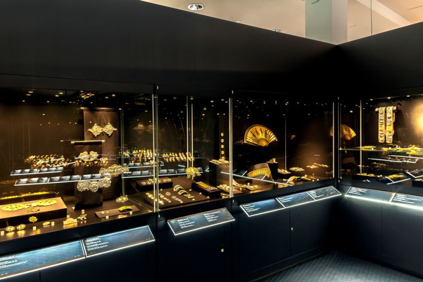 Museum of Glass and Jewelry in Jablonec