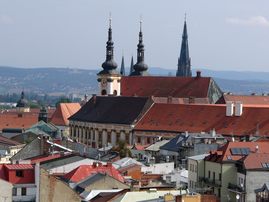 Churches, Olomouc