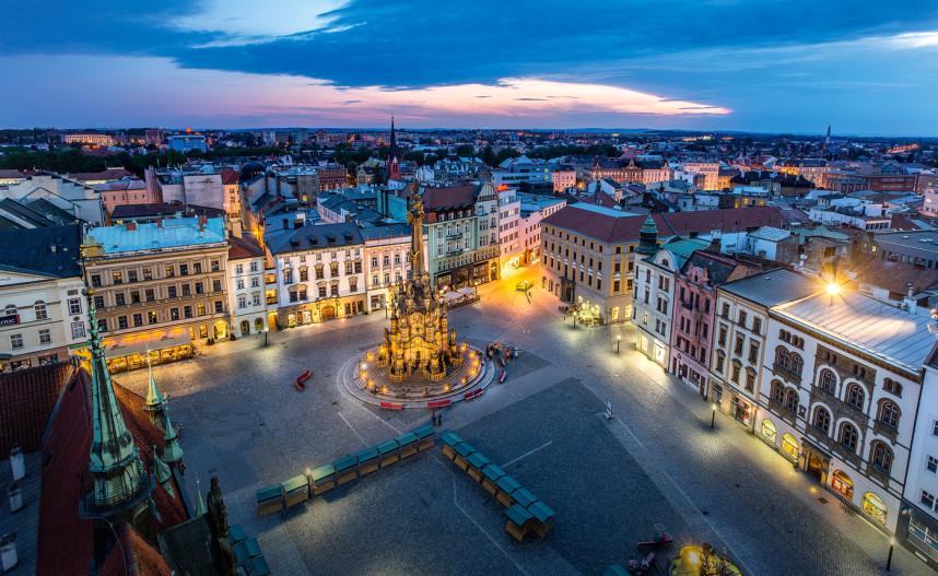 Square, Olomouc
