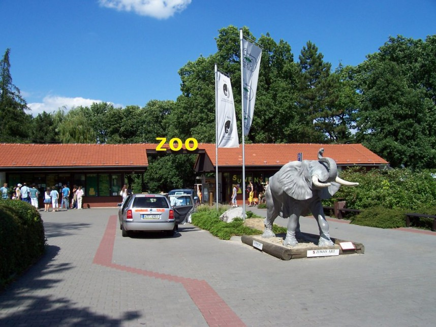 Ostrava, Zoo