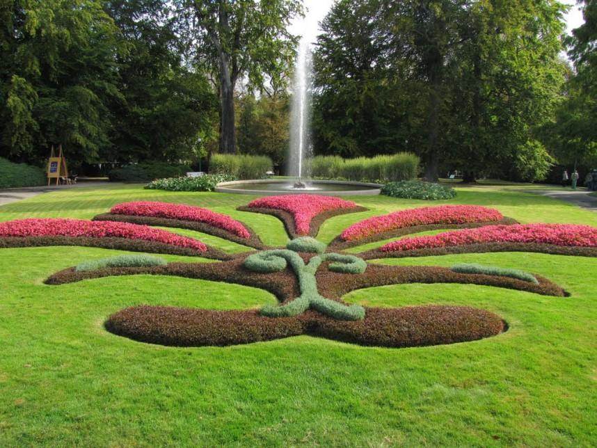 Prague Palace Gardens