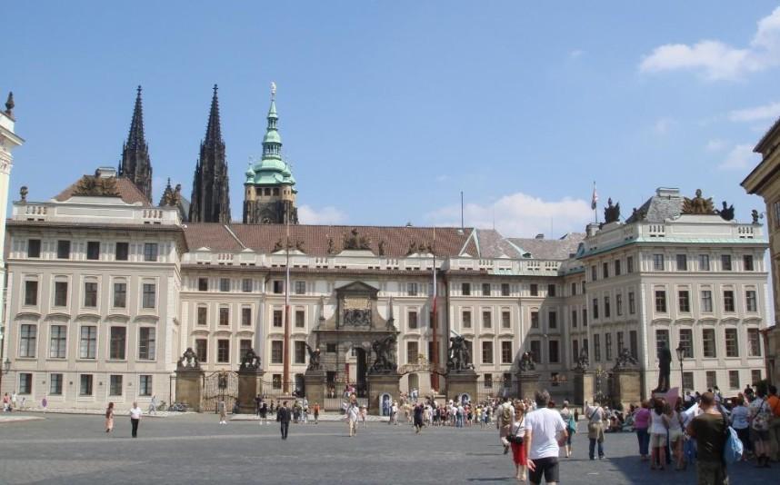 Castle, Prague
