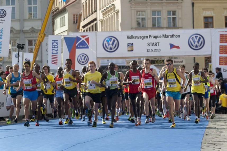 Start Marathon 2013