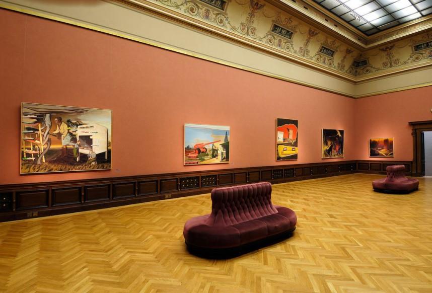 Interior, Rudolfinum
