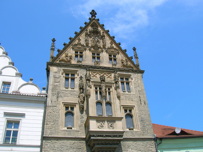 Stone House in Kutna Hora