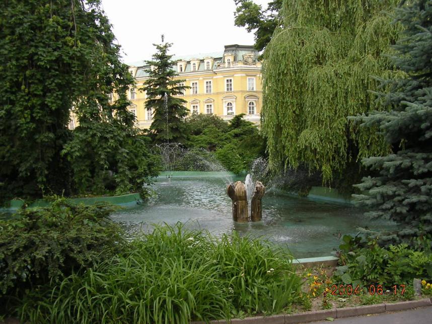 Fountaine, Teplice