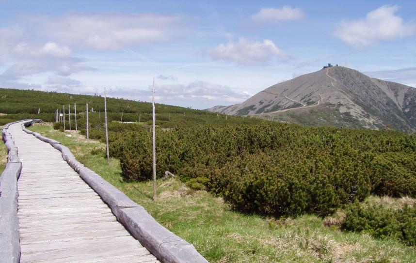 Mount Snezka